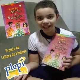 PLEPI: intensificando o hábito e o gosto pela leitura