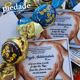 Drive Thru Solidário em benefício do Asilo D. Alzira Ribeiro e obras sociais