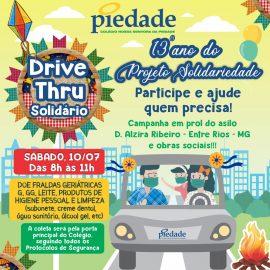 Drive-Thru Solidário do Piedade