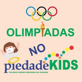 Olimpíadas no Piedade Kids