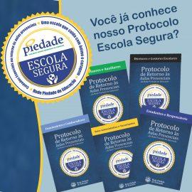Você já conhece nosso Protocolo Escola Segura?