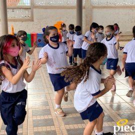 O Dia das crianças chegou mais cedo no Colégio Piedade